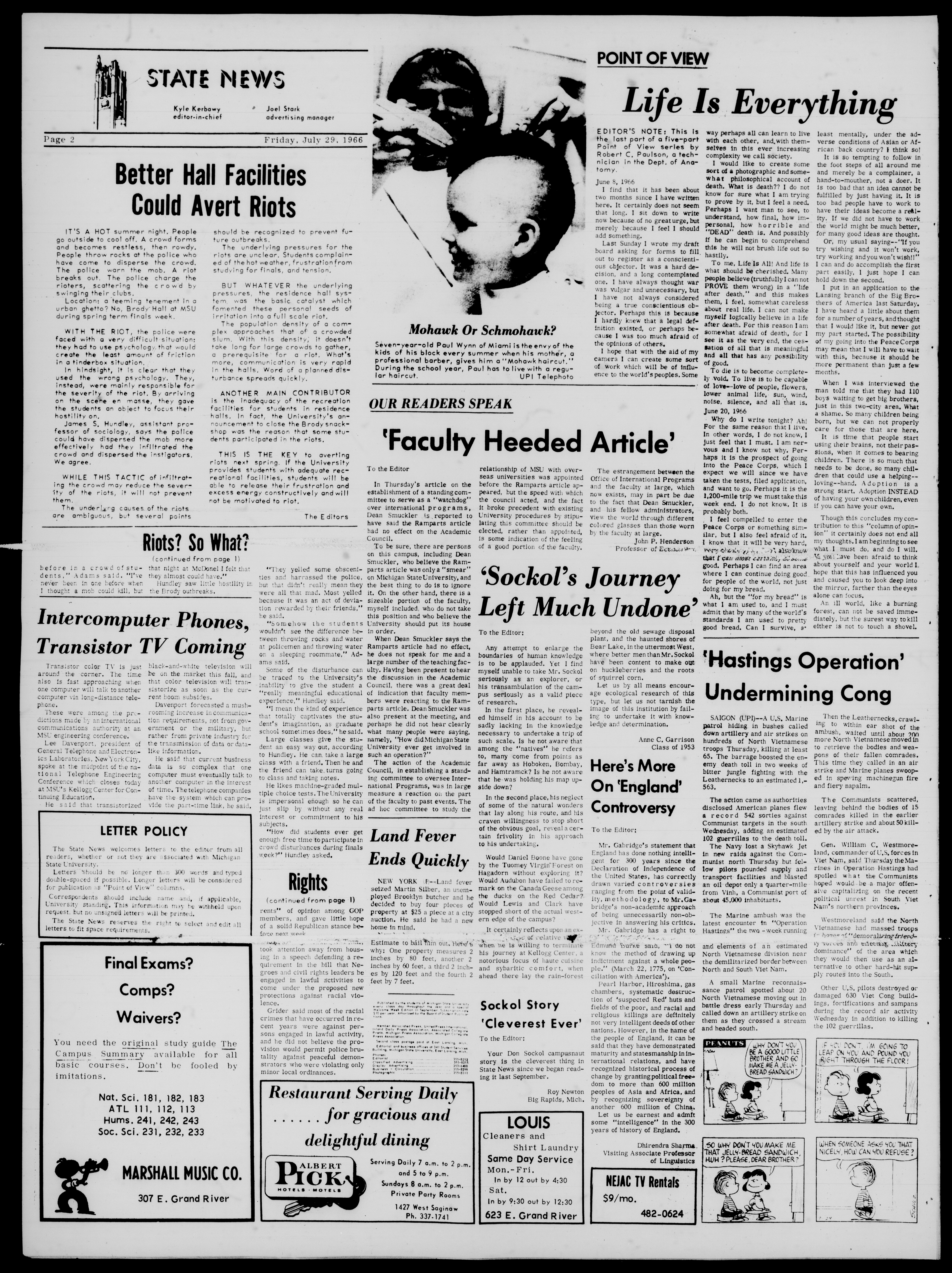 Index of /DMC/state_news/1966/state_news_19660729