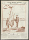 Thumbnail image of Record 956-pound tuna caught by Thomas M. Howell of Chicago