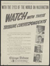 Thumbnail image of Chicago Tribune : watch with these Tribune correspondents