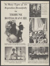 Chicago Tribune : So many types of art reproduce beautifully in Tribune rotogravure