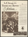 Chicago Tribune : in Chicago it's Tribune roto for action