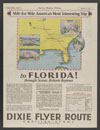Thumbnail image of Dixie Flyer Route (Dixie Flyer Route Travel Bureau)