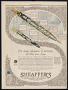 Sheaffer's (W. A. Sheaffer Pen Company)