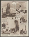 Leaning towers : a landmark for globe trotters : the minaret in Jeddah