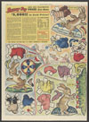 Thumbnail image of Chicago Tribune : Bunny Boy and His Playmates Prize Cut-outs : set no. 3