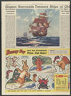 Thumbnail image of Chicago Tribune : Bunny Boy and His Playmates Prize Cut-outs : set no. 5