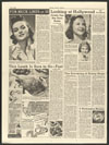 Thumbnail image of Looking at Hollywood with Ed Sullivan : Deanna Durbin : one taken several years ago at the time of her debut