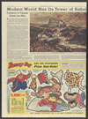 Thumbnail image of Chicago Tribune : Bunny Boy and His Playmates Prize Cut-outs : set no. 7