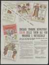 Thumbnail image of Chicago Tribune : Chicago Tribune newsprint color sells them all