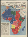 Africa -- where might is right!