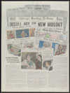 Thumbnail image of Chicago Tribune : business pioneer reviews march of Chicago press