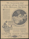 Union Sleep Units (The Union Bed & Spring Company)