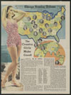 Thumbnail image of The country girls make good : world map excluding Americas and Antarctica