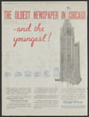 Thumbnail image of Chicago Tribune : the oldest newspaper in Chicago