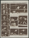 Thumbnail image of Louis knocks out Braddock : closeup of the knockout