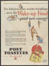 Thumbnail image of Post Toasties corn flakes (Postum Company, inc.)