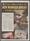 Thumbnail image of Wonder Bread (Continental Baking Co.)
