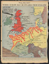 Thumbnail image of Where Europe may be invaded from England