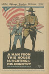 Thumbnail image of A man from this house is fighting for his country
