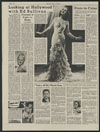 Thumbnail image of Looking at Hollywood with Ed Sullivan : customer is right, to Norma : Norma Shearer