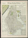 New York's royal rascality : map