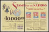 Chicago Tribune : Stamps of the Nations