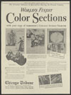 Chicago Tribune : Chicago Tribune newsprint color sells them all
