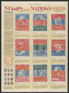 Thumbnail image of Chicago Tribune : Stamps of the Nations