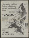 Thumbnail image of Chicago Tribune : Snow