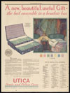 Thumbnail image of Utica Sheets and Pillow Cases (Utica Steam & Mohawk Valley Cotton Mills)