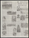 Thumbnail image of Mr. Roosevelt speaks to the Bolsheviks : a flashing meteorite