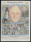 Thumbnail image of President Franklin D. Roosevelt between mother and son