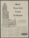Chicago Tribune : how you get your Tribune