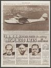 A pictorial parade of American planes : presenting for your scrapbook : the first mail plane to span the Pacific
