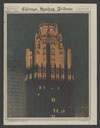 Golden crown for Tribune Tower