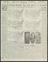 Thumbnail image of Chicago Tribune : five more map makers win Tribune prizes