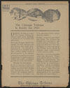 Thumbnail image of Chicago Tribune : the Chicago Tribune is ready for 1921