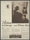 Thumbnail image of Chicago Tribune : for action in Chicago use Tribune Roto