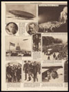 Thumbnail image of Pictorial review of 1928 : the year's great tragedy of the air : dirigible Italia