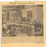 Hospital Cornerstone