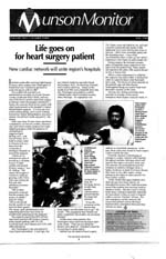 Life Goes on For Heart Surgery Patient