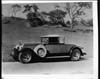 1928 Packard convertible coupe photographed in Central Park, N.Y.C.