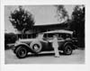 1929 Packard touring car with owner, Z.H., sultan of Koeta Pinang