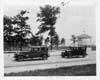 1932 Packard sedan towing test at Packard Proving Grounds