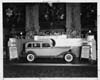 1932 Packard sedan on display at the 32nd Annual National Automobile Show