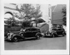 1935 Packard commercial sedans in front of William Cook Funeral Home, Baltimore, Md.
