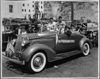 1935 Packard leads the Flag Day parade in Los Angeles, Calif.