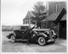 1937 Packard convertible victoria, Yurek Shabelevsky in dance position