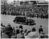 1938 Packard touring limousine in reception parade for King George VI & Queen Elizabeth