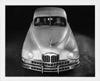 1948 Packard custom sedan with Bob Greneir, June Nickel and Fred Gaub